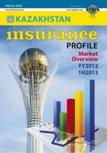 Insurance Profile Kazakhstan eng 2013