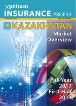 KAZAKHSTAN – Market Overview FY2013 & 1H2014