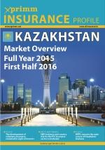 KAZAKHSTAN – Market Overview FY2015-1H2016